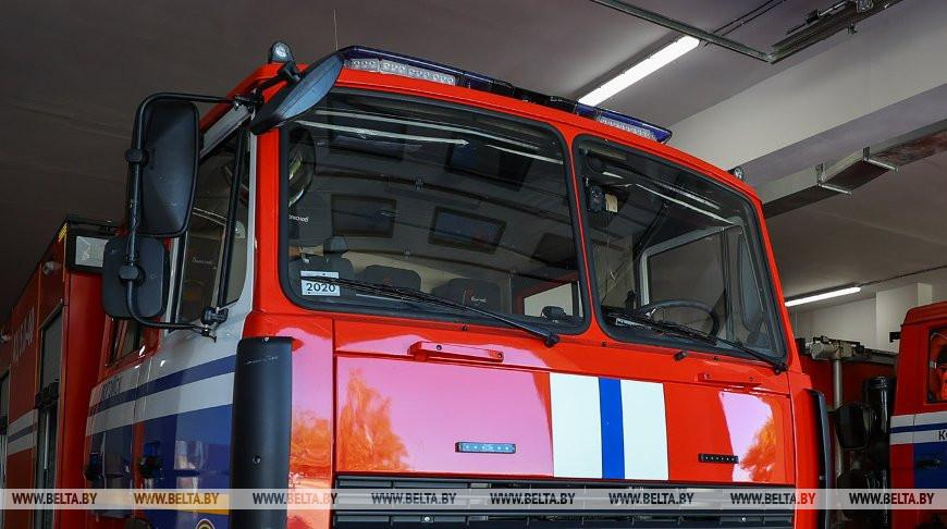 Новое пожарное депо в Гомеле планируется открыть в сентябре 2021 года