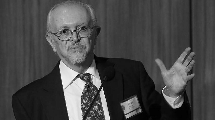 Умер лауреат Нобелевской премии по химии Марио Молина