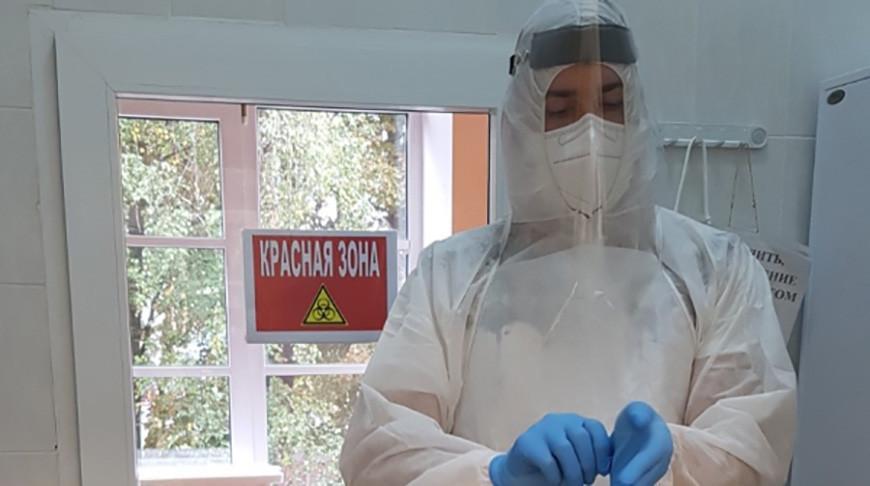В гомельском медвузе создана рабочая группа для мониторинга ситуации с COVID-19 в области