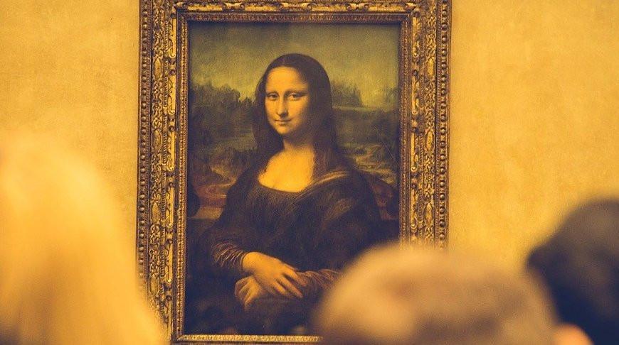 Во Франции под изображением «Моны Лизы» нашли другой эскиз