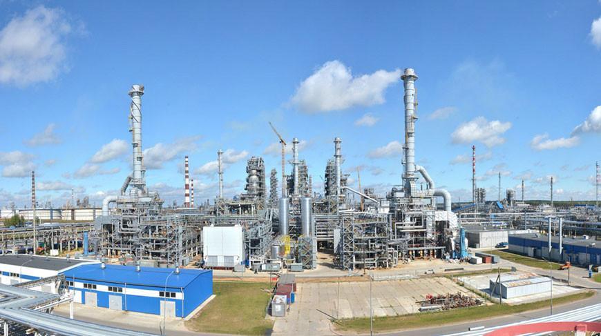 На водородной установке комплекса H-Oil Мозырского НПЗ пусконаладочные операции вступили в активную стадию