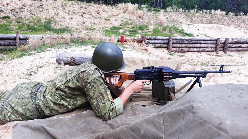Внимание, учебно-боевые стрельбы!