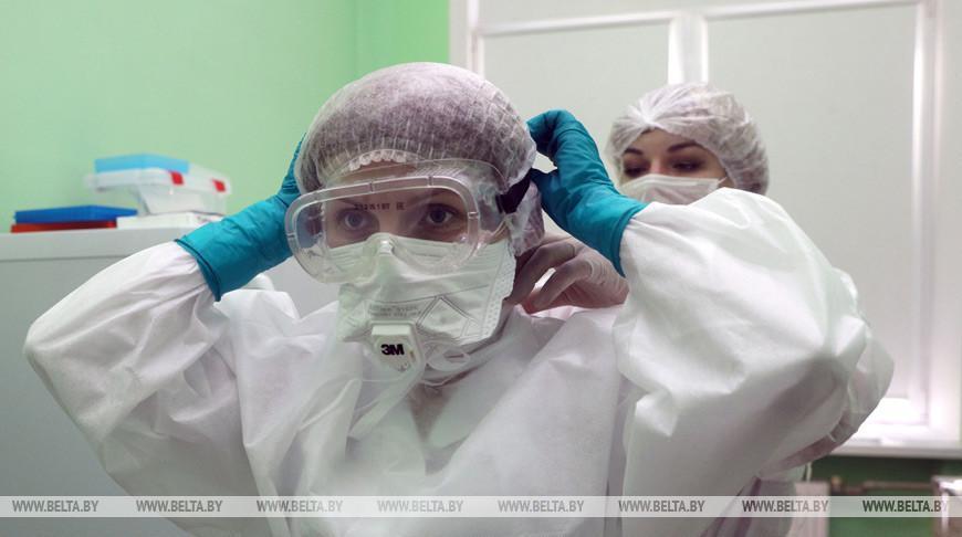 Ковидные надбавки за октябрь получили более 71 тыс. работников здравоохранения