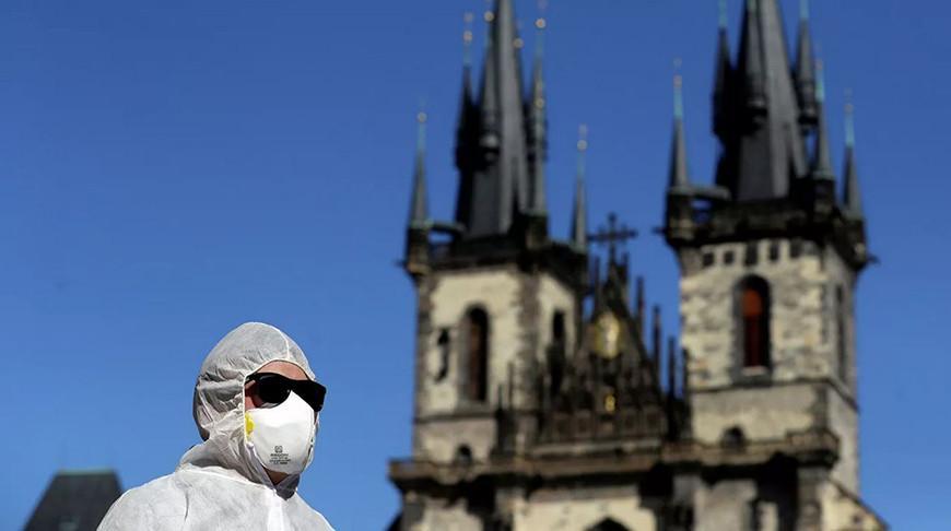 Чехия на первом месте среди стран ЕС по смертности от COVID-19