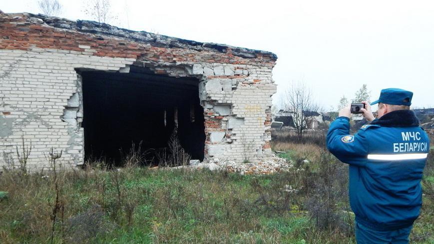 Спасатели рассказали, кому направили представления по итогам рейда по заброшенным зданиям