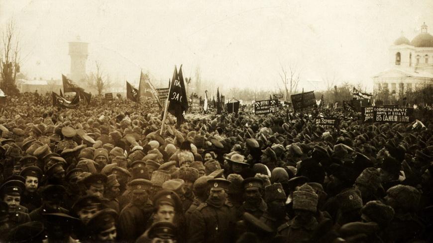 7 ноября – День Октябрьской революции