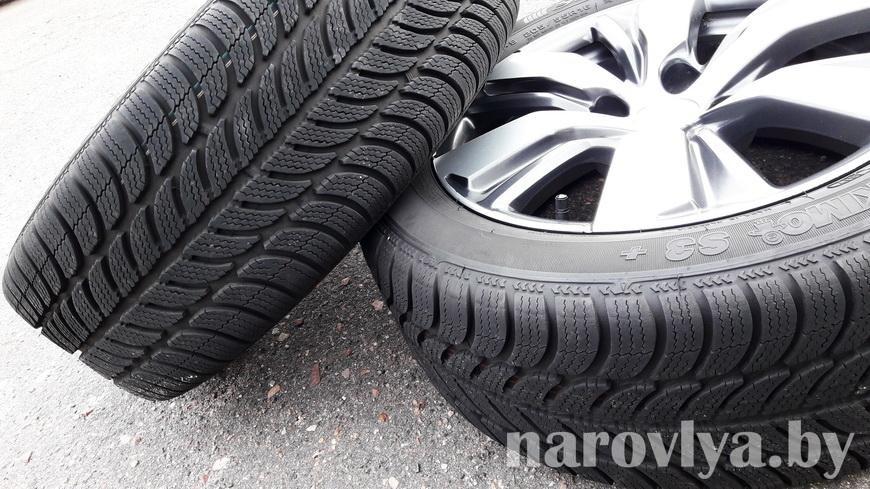 Спешите заменить шины на своей машине