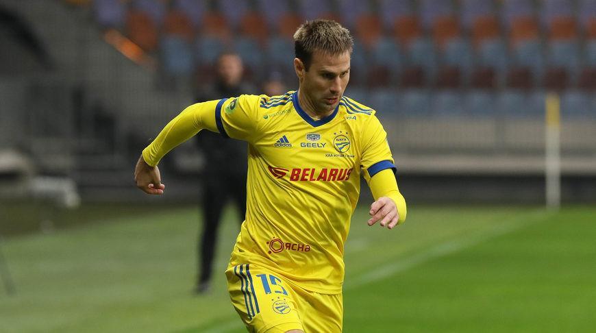 Скавыш признан лучшим игроком 29-го тура футбольного чемпионата Беларуси
