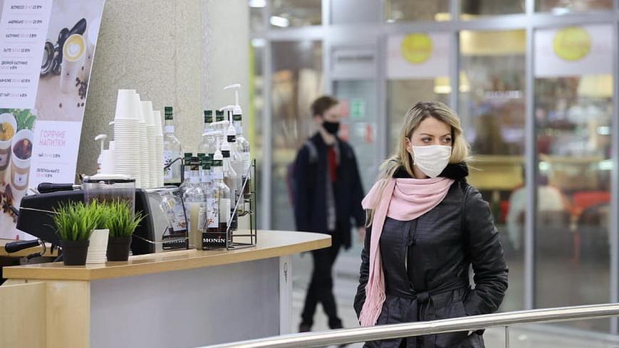 Объекты торговли и общепита не будут обслуживать посетителей без защитных масок