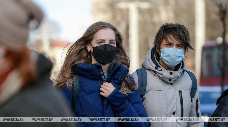 Обязательный масочный режим постепенно введут по всей Беларуси — Минздрав