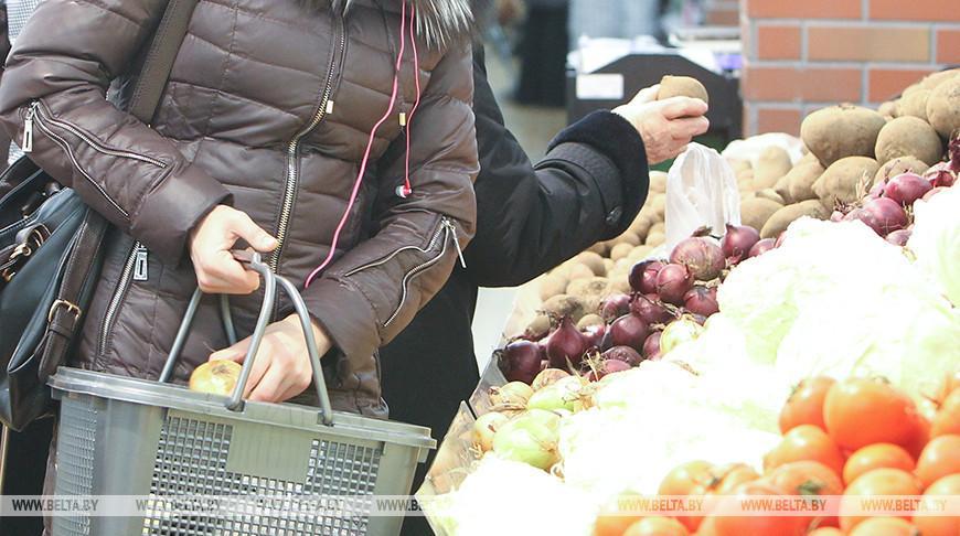 Госсаннадзор запретил реализацию 600 кг продуктов в дискаунтерах Гомельской области