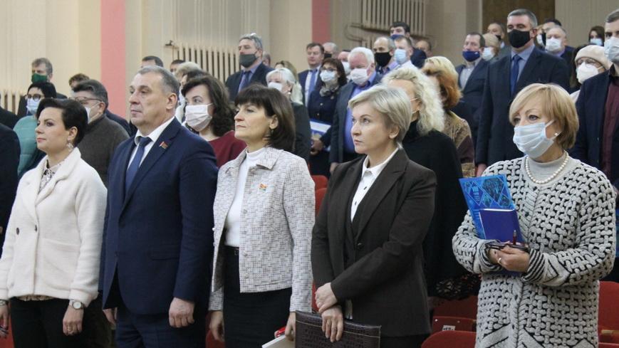 В Гомеле прошел I пленум Совета областного объединения профсоюзов
