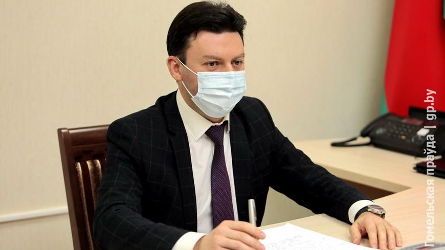 ЖКХ, новую чернобыльскую программу и развитие туризма обсуждали в общественной приемной в Гомеле