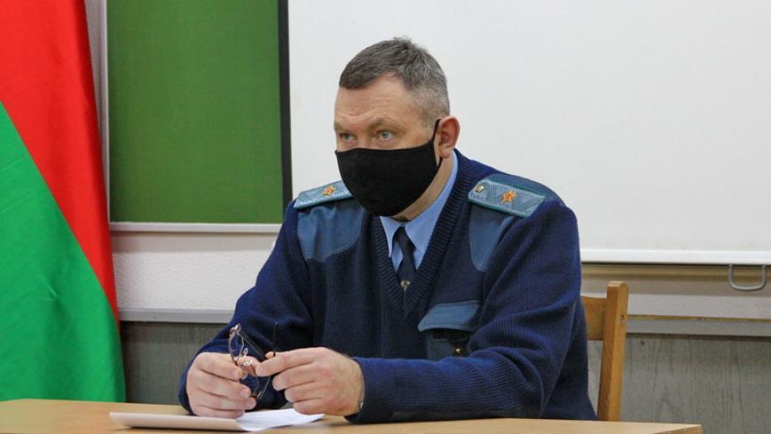 Правоохранительный блок Гомельской таможни подвел итоги работы