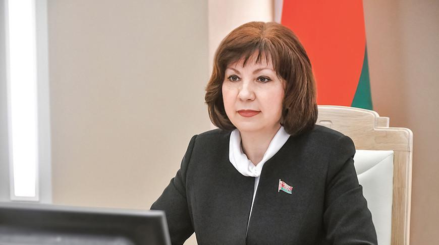 Кочанова: только конструктивный диалог позволит определить пути дальнейшего развития страны