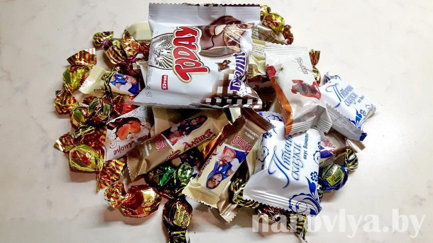Диетологи выяснили, сколько конфет можно давать ребенку в новогодние праздники