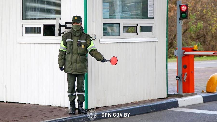 Белорусские границы закрываются не для всех