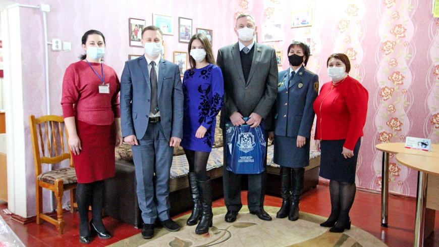Сенатор Феликс ЯШКОВ посетил Наровлянский СПЦ
