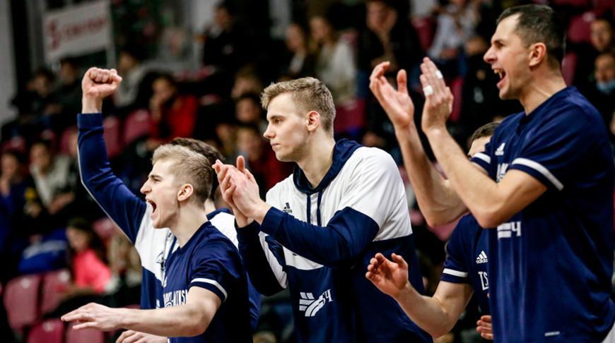 Баскетболисты «Цмокi-Мiнск» в 12-й раз стали обладателями Кубка Беларуси