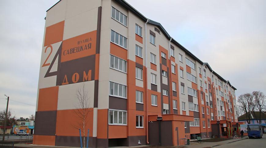 Не менее шести электродомов построят в Гомельской области в 2021 году
