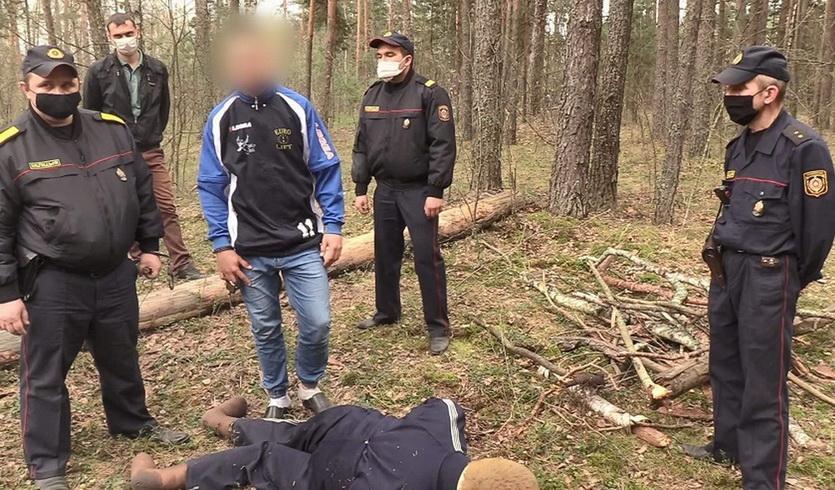 За жестокое убийство попутчика 20-летний житель Хойникского района осужден на 18 лет