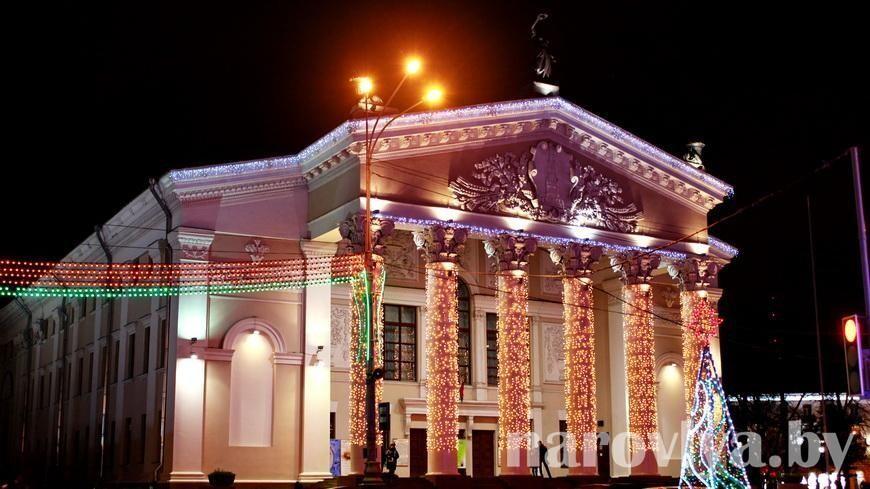 Гомельский облдрамтеатр готовит премьеру трагикомедии «Загадочный визит»