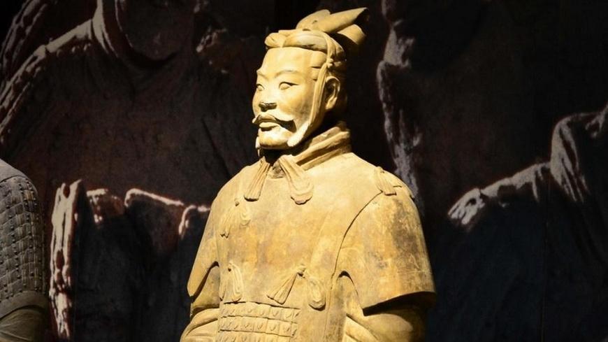 Ученые обнаружили руины предполагаемого тронного зала первого объединителя Китая