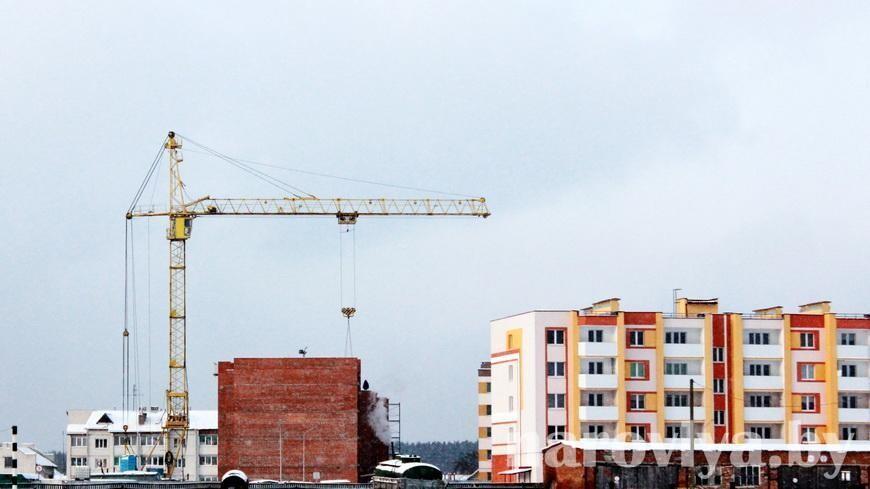 В Беларуси за 2021 год планируется построить 4 млн кв.м жилья