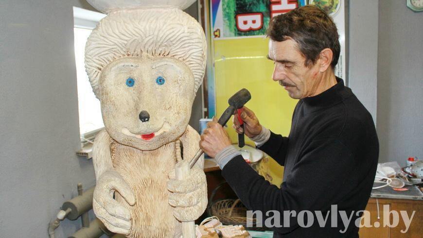 Яков Брагинец — деревянных дел мастер