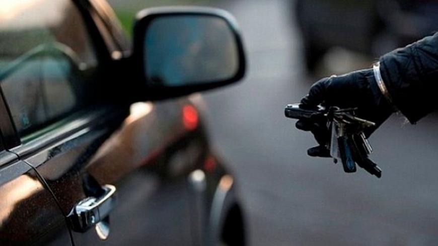 Видео. Попытка угона трех автомобилей в Хойникском районе