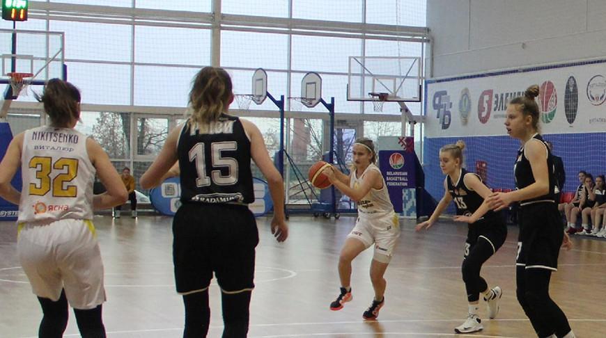 Баскетболистки «Горизонта» одержали 13-ю победу в 13 матчах чемпионата Беларуси