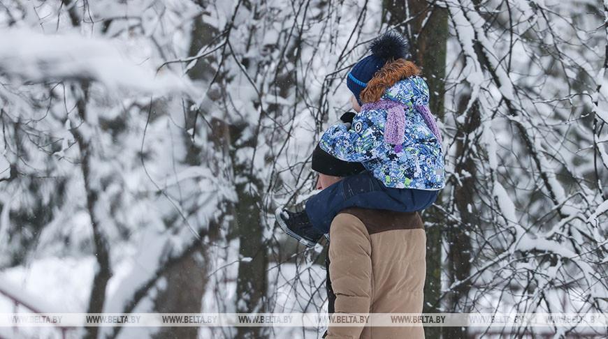 С 1 февраля вырастут пособия на детей до трех лет