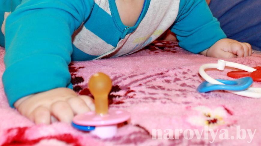 На Наровлянщине в декабре зарегистрировано рождение 16 детей