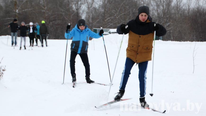 Лыжня зовет! Приглашаем на мероприятие