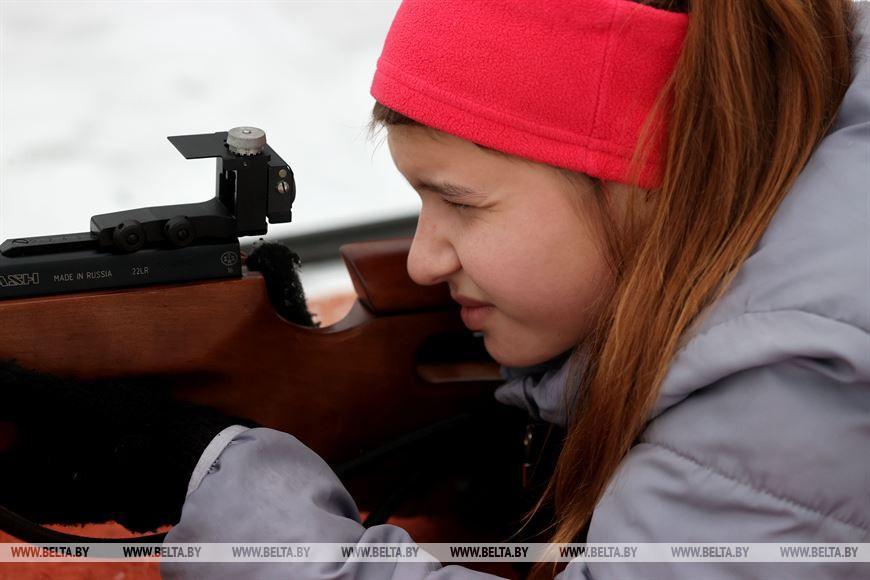 Участниками региональных соревнований «Снежный снайпер» в Гомеле станут 350 юных спортсменов