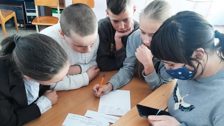 В Вербовичском д/с-БШ прошла Неделя русского языка