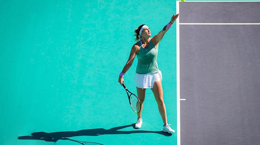 Соболенко и Мертенс стали победительницами женского парного разряда Australian Open