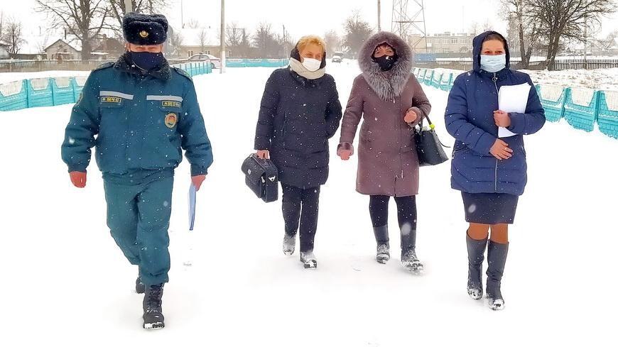 В период холодов смотровые комиссии перешли на усиленный режим работы