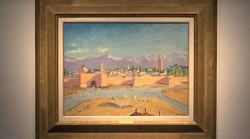 Картина Уинстона Черчилля выставлена на аукцион Christie's