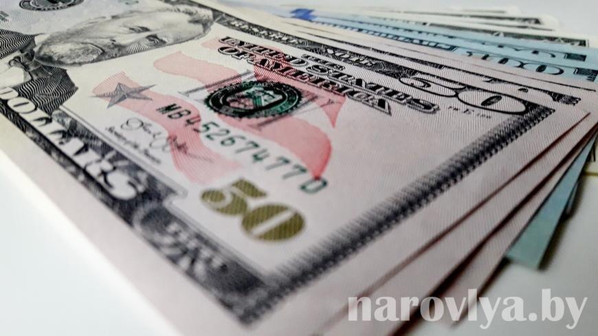 Житель Молодечно пытался обменять фальшивые $550