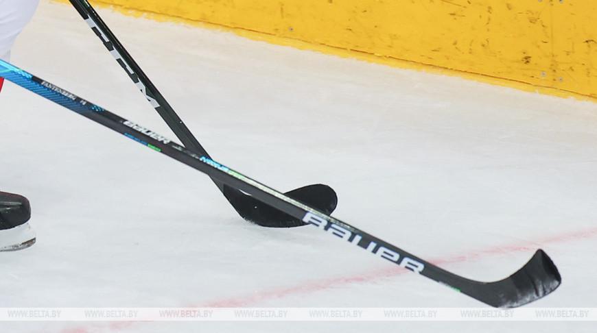 Хоккеисты юниорской сборной Беларуси обыграли молодежную команду Венгрии
