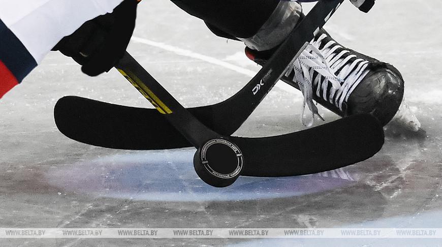 Юниорская сборная Беларуси по хоккею обыграла венгерских сверстников в Будапеште