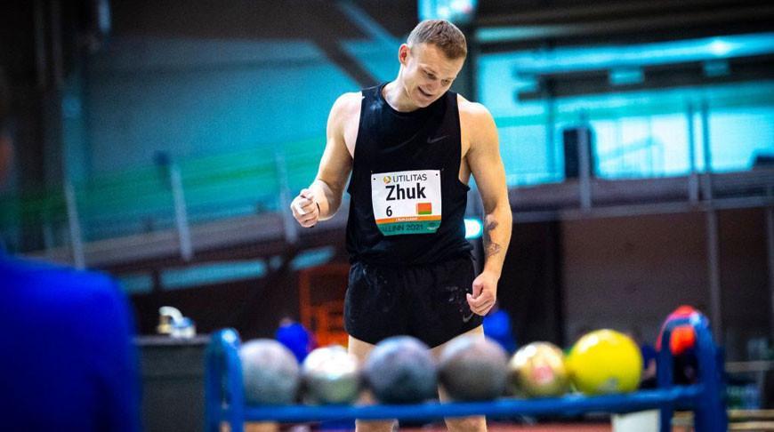 Белорусские легкоатлеты завоевали три серебряных награды на турнирах во Франции, Эстонии и Германии