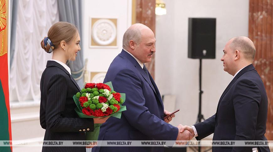 Лукашенко: стране нужны прорывные инновационные технологии