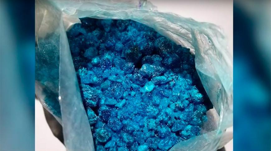 Видео. Крупнейший наркосиндикат выявили в Гомельской области