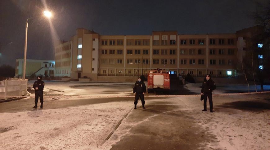 Сообщения о минировании школы и гимназии в Гомеле оказались ложными