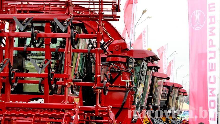 «Гомсельмаш» войдет в состав пилотной госкорпорации в сельхозмашиностроении