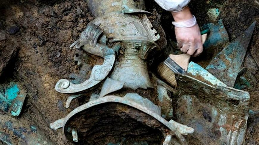 В Китае нашли фруктовое вино возрастом 3 тыс. лет