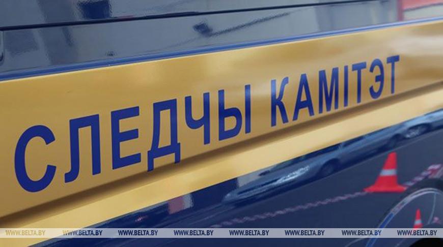 В Петриковском районе ограбили банк