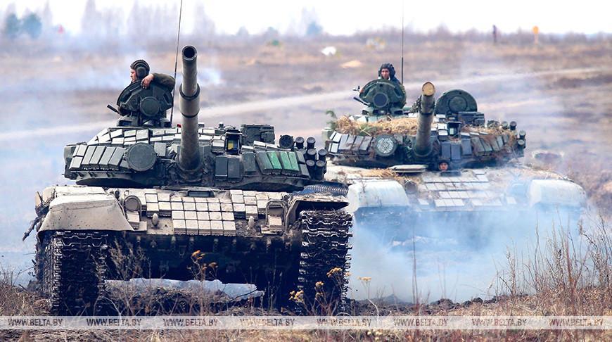 Второй этап комплексной проверки войск начался в ВС Беларуси